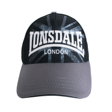 kšiltovka Lonsdale - Rasmere black