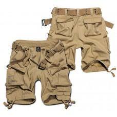 shorts Brandit - béžové