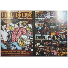 Real Enemy fanzine 17
