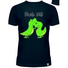 Dino Hug Me  T-Shirt Girly  Cupcake Cult