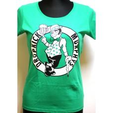 tričko Dropkick Murphys dámské