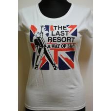 tričko Last Resort