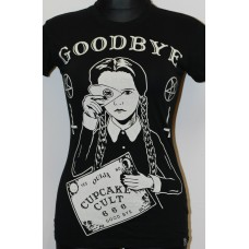 tričko Girly GOOD BYE CUPCAKE CULT