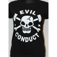 tričko Evil Conduct girly