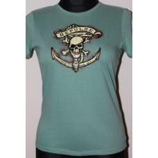 "T-shirt  Repulse Girly  ""Skull"""