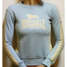 Mikina Lonsdale light blue ladies