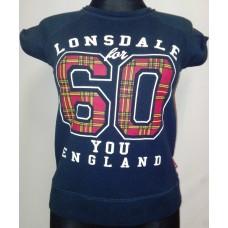 tričko Lonsdale dámské