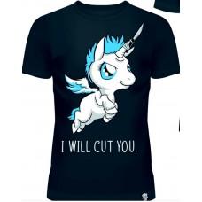 I will Cut you  T-Shirt  Cupcake Cult
