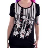 tričko Girly   Falling bunny  Cupcake cult