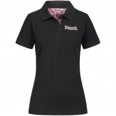Women's Slim Fit Polo Shirt Lonsdale ladies Loxhill