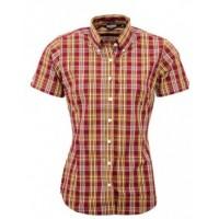 Relco London shirt  Burgundy Ladies