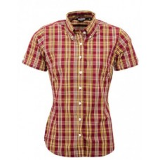 Relco London shirt  Burgundy Ladies