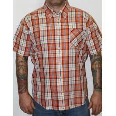 Warrior Clothing shirt   orange