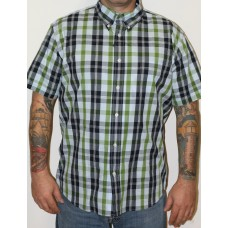 Warrior Clothing Shirt blue/green