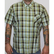 Warrior Clothing Shirt green