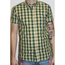Relco shirt  green / yellow
