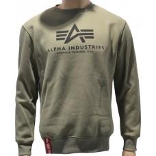 sweatshirt Alpha Industries Classic Olive