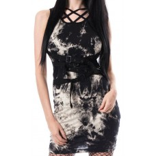 Šaty   Krista Tie Dye Dress Heartless