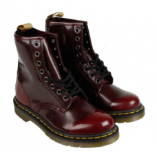 Dr. Martens  VEGAN 1460  Cherry Red