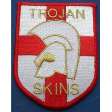 P216 - TROJAN SKINHEAD PATCH