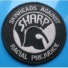 nášivka P190 - SHARP SKINHEAD PATCH