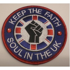 P221 - SOUL IN THE UK PATCH