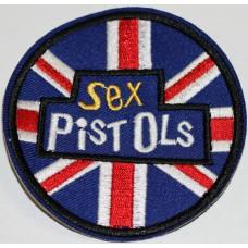 nášivka SEX PISTOLS