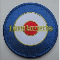 P40 - LAMBRETTA MOD PATCH