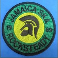 P268 - JAMAICA SKA 1969 ROCKSTEADY PATCH