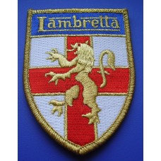P2 - LAMBRETTA SCOOTER PATCH