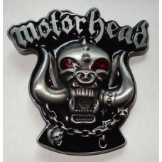 belt buckle Motörhead