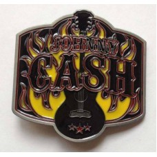 belt buckle Johny Cash