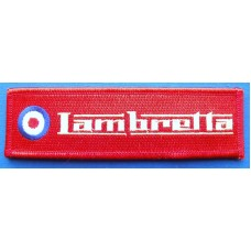 P238 - LAMBRETTA BAR PATCH