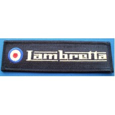 P239 - LAMBRETTA BAR PATCH