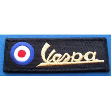 P237 - VESPA BAR PATCH