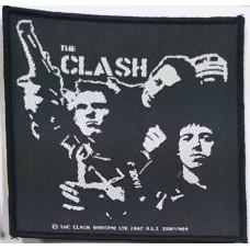 nášivka the clash