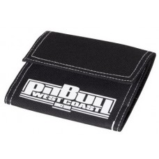 wallet  Pitbull West Coast Boxing  black / white