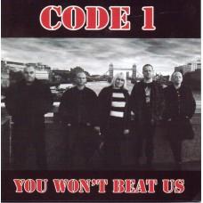 Code 1 –  You Won't Beat Us