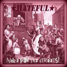 Hateful  Noize from the street  LP