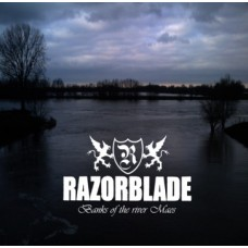 "Razorblade - Banks of the river Maes 7"" (lim 275, black, S serie #01)"