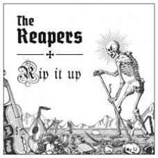 Reapers, The - Rip it up LP (white, lim 350)
