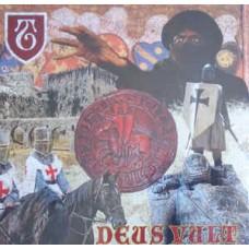 The Templars  Deus Vult  Black