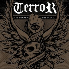 Terror - The Damned, the shamed LP (GF, lim 1000, 3 clrs)