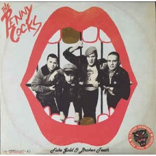 The Pennycocks  Fake Gold & Broken Teeth  RED