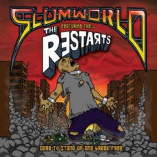The Restarts  Slumworld  LP