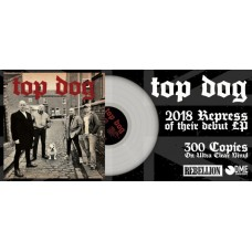Top Dog LP (2ND PRESS, lim 300, clear vinyl)