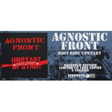 AGNOSTIC FRONT RIOT RIOT UPSTART  LP