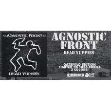 AGNOSTIC FRONT DEAD YUPPIES  LP