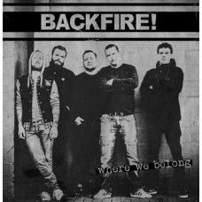 BACKFIRE  where we belong  LP