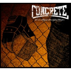 CONCRETE  we are all Subculture Street Troopers  LP